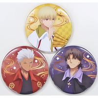 Badge - Fate/stay night / Archer & Kirei & Gilgamesh & Archer