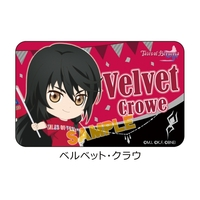 Badge - Tales Series / Velvet Crowe