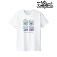 T-shirts - Ani-Art - Fate/Grand Order / Saber Alter & Jeanne d'Arc & Altria Size-S