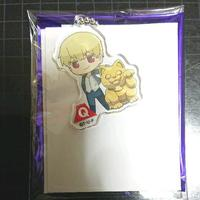 Acrylic Key Chain - Fate/stay night / Archer & Gilgamesh