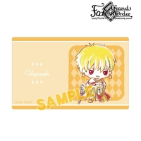 Card Stickers - Ani-Art - Fate/Grand Order / Archer & Gilgamesh