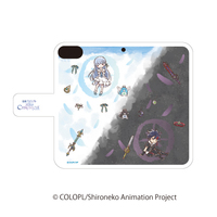 iPhone6 case - GraffArt - Shironeko Project