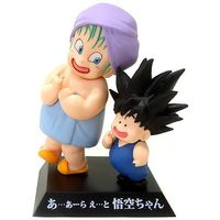 Trading Figure - Dragon Ball / Bulma & Goku