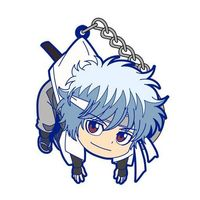 Tsumamare Key Chain - Gintama / Shiroyasha