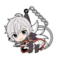 Tsumamare Key Chain - GRANBLUE FANTASY / Lucifel