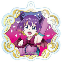 Acrylic Key Chain - Welcome to Demon School! Iruma-kun / Keroli Crocell (Kuromu)