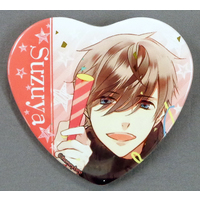 Heart Badge - Starry Sky / Suzuya Tohzuki