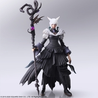 Action Figure - Final Fantasy Series / Miqo'te
