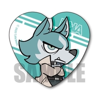 Heart Badge - BNA / Ogami Shirou