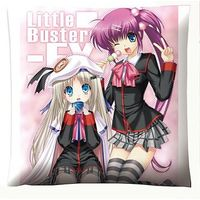 Cushion - Little Busters! / Kudo & Haruka
