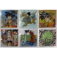 (Full Set) Dish - Dragon Ball / Bulma & Goku & Frieza
