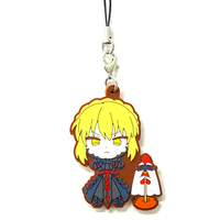 Rubber Strap - Fate/stay night / Saber Alter