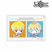 Commuter pass case - Fate/Grand Order / Archer & Gilgamesh