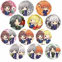 Badge - Fruits Basket