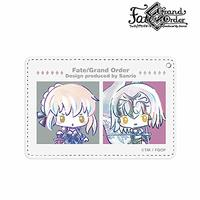 Commuter pass case - Fate/Grand Order / Jeanne d'Arc (Fate Series)