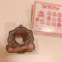 Trading Mirror Charm - Fruits Basket / Souma Akito