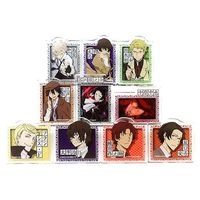 (Full Set) Acrylic Badge - Bungou Stray Dogs
