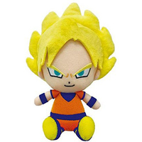 Plushie - Dragon Ball / Goku