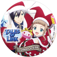 Trading Badge - Tales of Xillia2 / Elle & Ludger