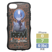 iPhone6 case - iPhone7 case - Smartphone Cover - iPhone8 case - Re:ZERO / Rem