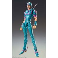 Super Action Statue - Jojo no Kimyou na Bouken / Johnny Joestar