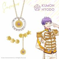 Earrings - A3! / Spring Troupe & Summer Troupe & Hyodo Kumon