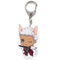 Acrylic Charm - Nyaforme - Fate/stay night / Archer
