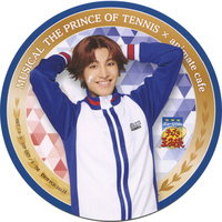 Coaster - Prince Of Tennis / Kikumaru Eiji
