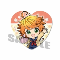 Heart Badge - Yakusoku no Neverland (The Promised Neverland) / Emma