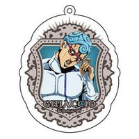 Acrylic Key Chain - Jojo no Kimyou na Bouken / Ghiaccio & Assassination Team