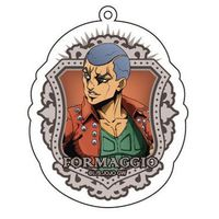 Acrylic Key Chain - Jojo no Kimyou na Bouken / Assassination Team & Formaggio