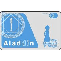 Card Stickers - Magi / Aladdin