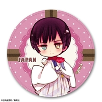 Badge - Hetalia / Japan (Honda Kiku)