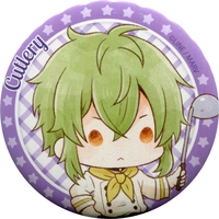 Badge - Senjuushi : the thousand noble musketeers / Cutlery (Senjuushi)