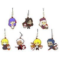 (Full Set) Rubber Strap - Fate/stay night