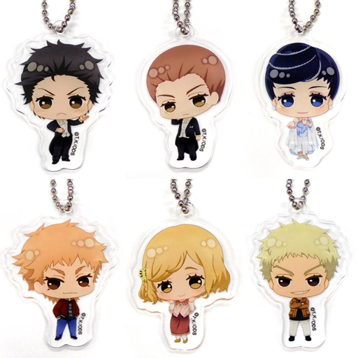 (Full Set) Acrylic Key Chain - Welcome to the Ballroom