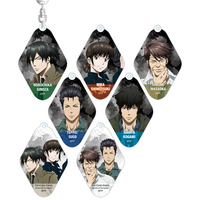 (Full Set) Trading Acrylic Key Chain - PSYCHO-PASS
