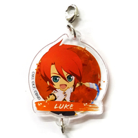 Acrylic Charm - Tales of the Abyss / Luke fon Fabre