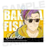 Ani-Art - BANANA FISH / Shorter Wong