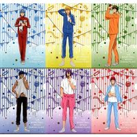 (Full Set) Plastic Folder - Kuroko's Basketball