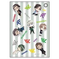Commuter pass case - Hand Shakers
