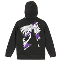 Hoodie - Ghost Sweeper Mikami Size-XL