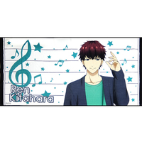 Bath Towel - Star-Myu (High School Star Musical) / Kitahara Ren