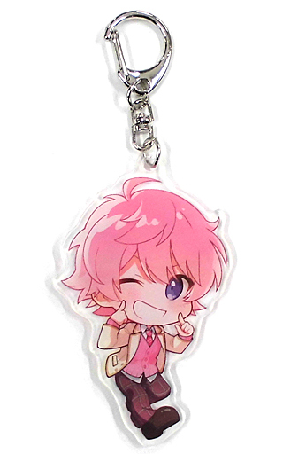 Acrylic Key Chain - Strawberry Prince