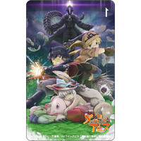 Card Stickers - Made in Abyss