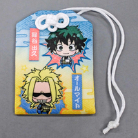 Charm - My Hero Academia / Bakugou Katsuki & Midoriya Izuku & All Might & Todoroki Shouto
