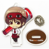 Acrylic Key Chain - Gintama / Okita Sougo