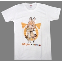 T-shirts - Kemono Friends / Serval Size-M