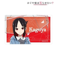 Card Stickers - Kaguya-sama wa Kokurasetai (Kaguya-sama: Love Is War) / Shinomiya Kaguya