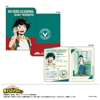 Mini Notebook - My Hero Academia / Midoriya Izuku